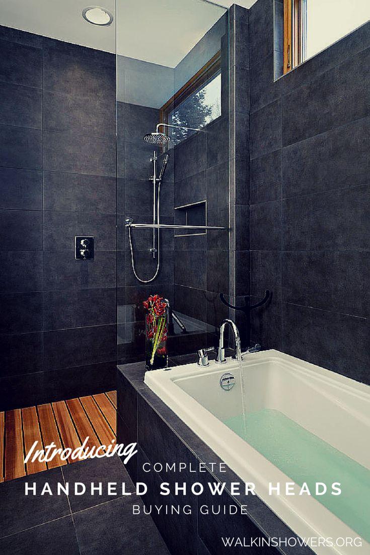 the 25 best best handheld shower head ideas on pinterest shower head reviews luxury shower. Black Bedroom Furniture Sets. Home Design Ideas