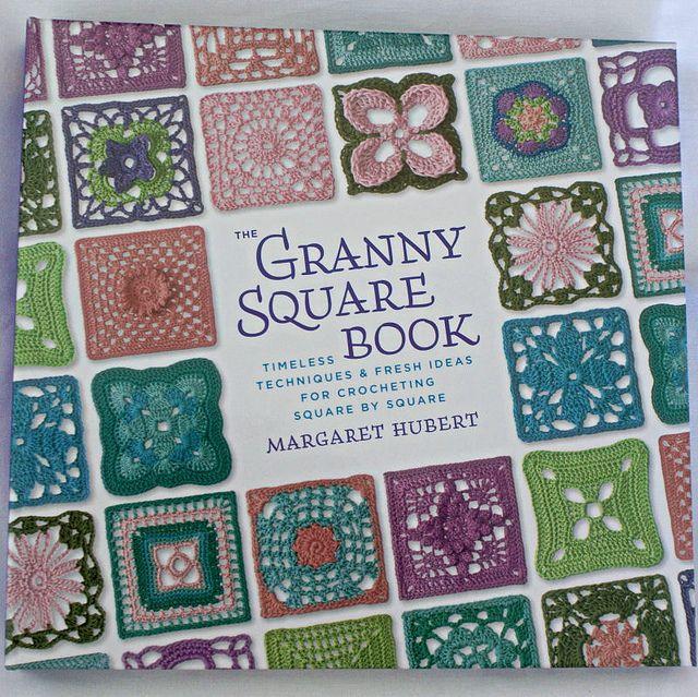 15 Fabulous Crochet Books by Margaret Hubert: The Granny Square Book