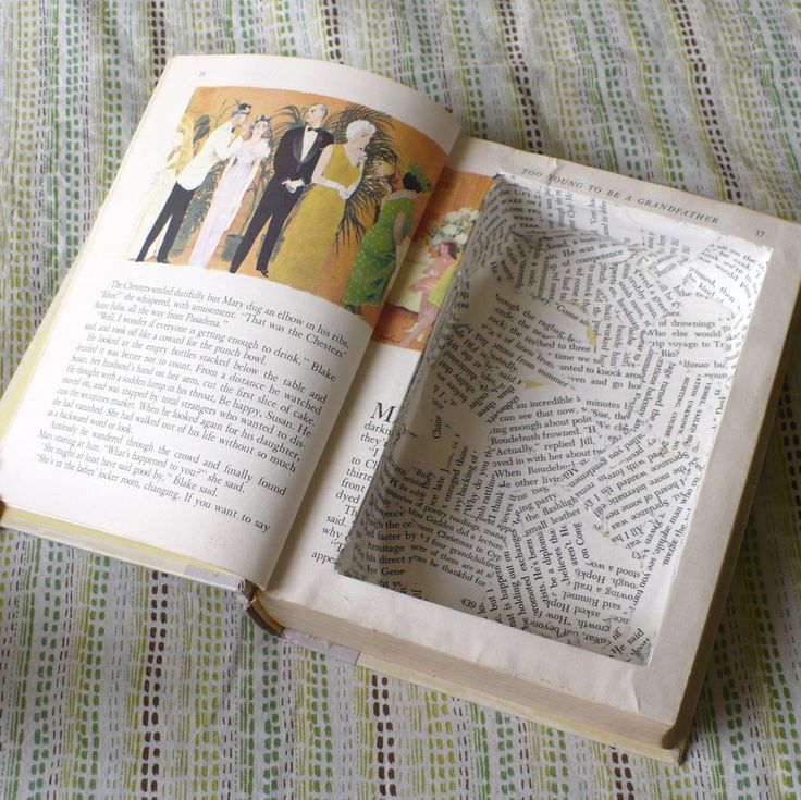 Best 25 Diy Hollow Books Ideas On Pinterest Diy