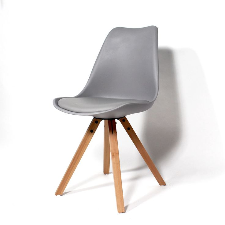 25 best ideas about chaise scandinave grise on pinterest