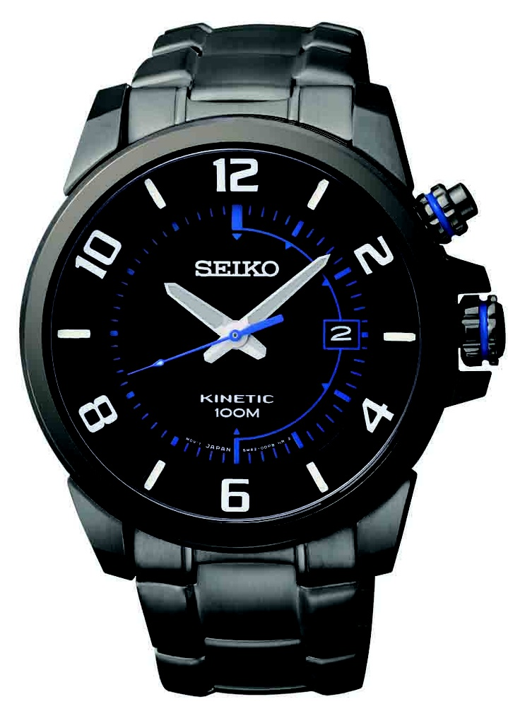 17 best kinetic images on pinterest seiko watches clocks and watches for Seiko kinetic watches