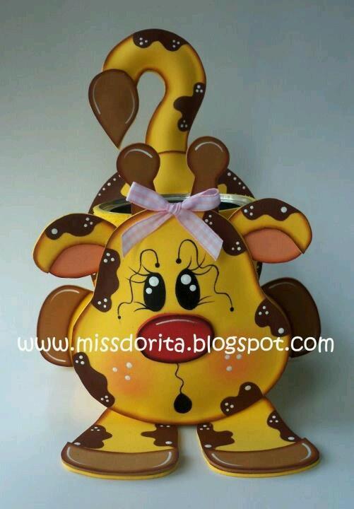 girafe foamy                                                                                                                                                     Más