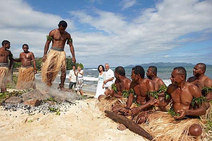 Fidżi - rajskie wyspy - Podróże