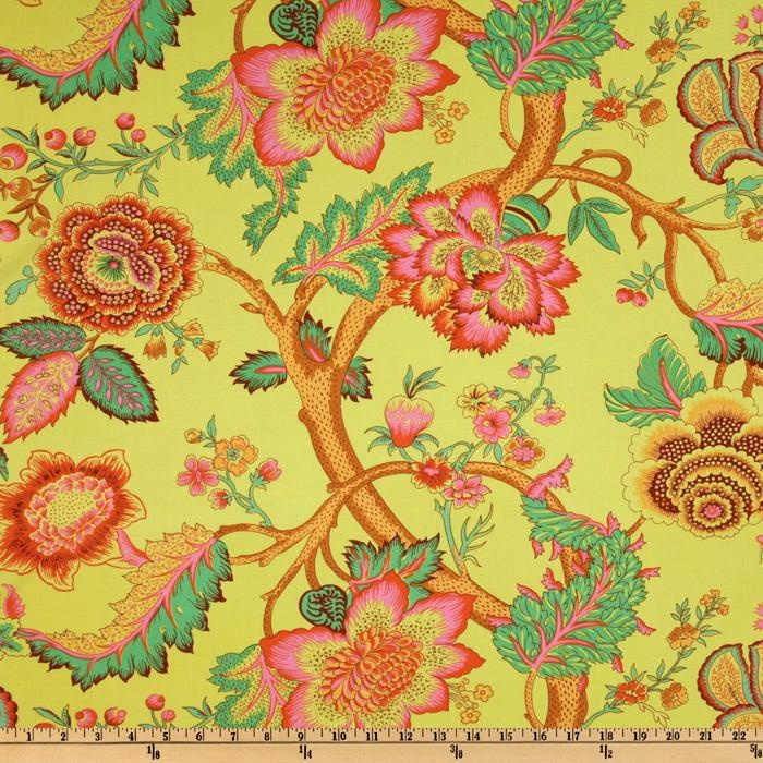 418 best textiles floral 2 images on pinterest cotton for Retro baby fabric
