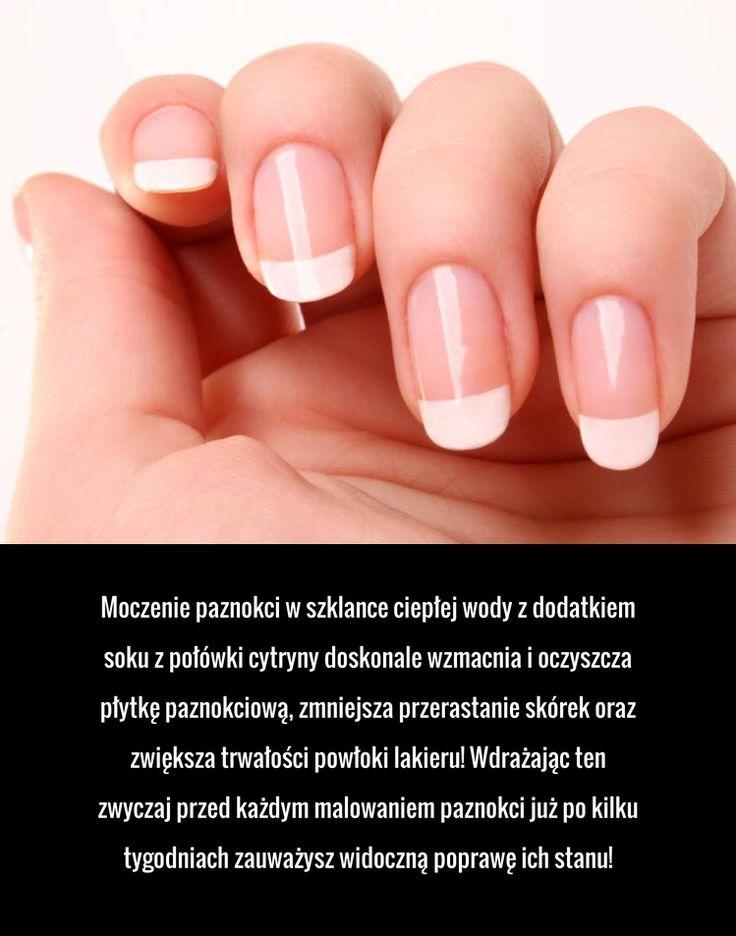 Prosty trik na piękne paznokcie i trwały manicure