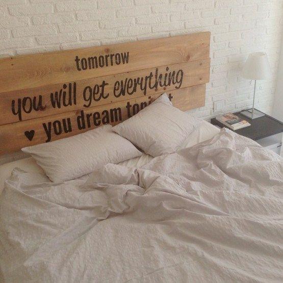 Las 25 mejores ideas sobre cabeceras de cama modernas en for Cabeceros de cama estilo nordico
