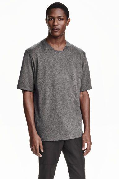 T-shirt bejsbolowy   H&M
