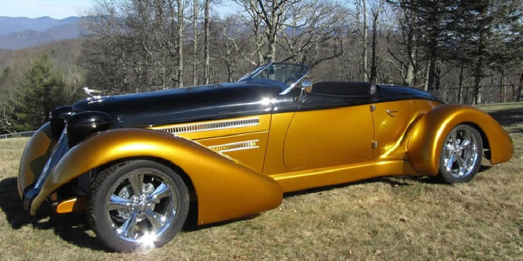 Auburn Speedster V2 Kit Car