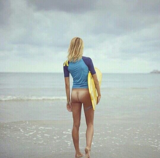 After surf teen fuck in the beach 5