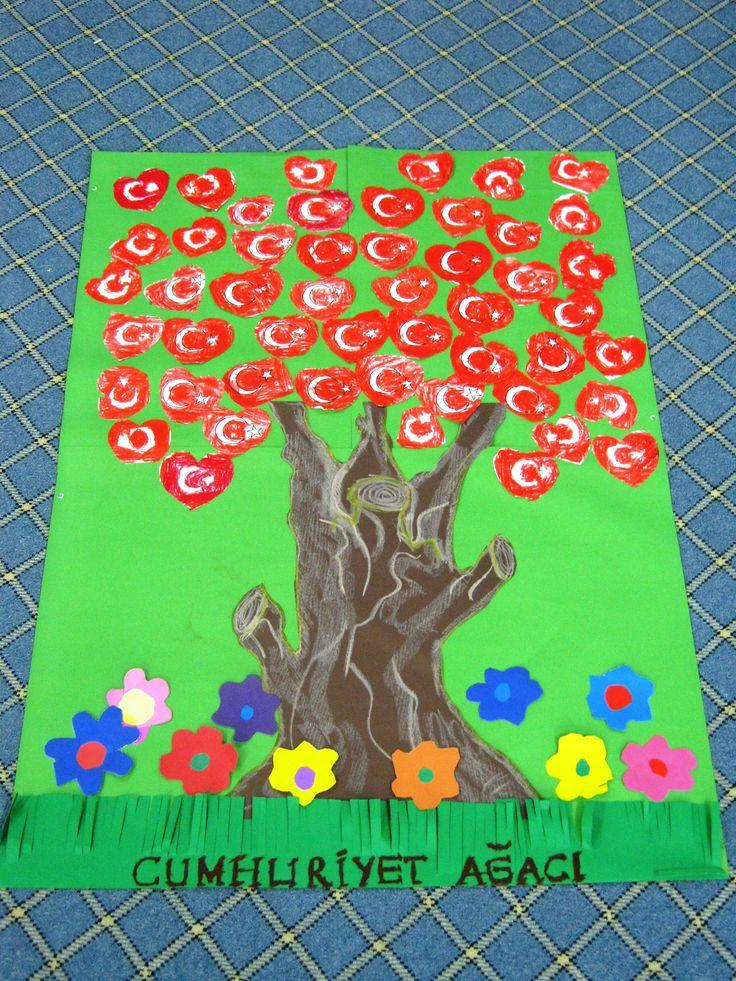 Cumhuriyet Ağacı Proje Çalışması