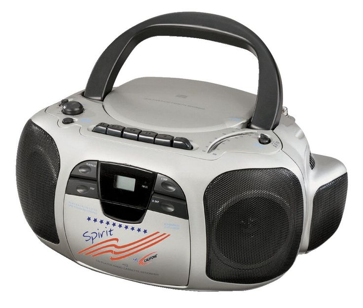 Califone 1776 Spirit Multimedia Player/Recorder