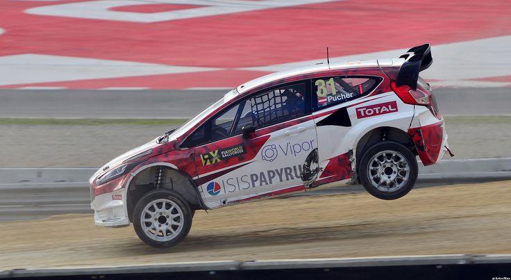 Ford Fiesta / Max PUCHER / AUT / World RX Team Austria