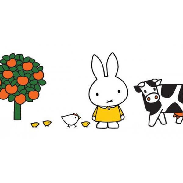 Miffy On The Farm
