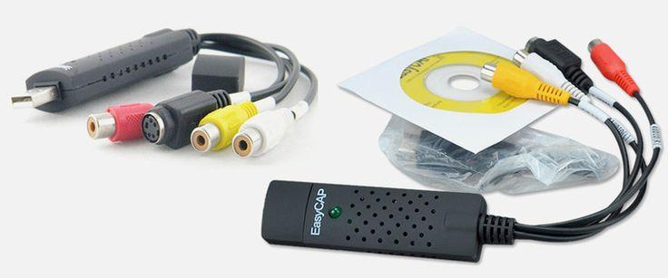 VHS to USB Converter Offer
