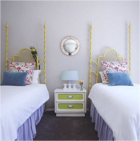 Great room ideas for teenage girls using twin beds,Teen bedroom with two twin beds,Interior design two twin beds,Teenage twin girl room ideas,Decoration ideas for a two twin beds picture