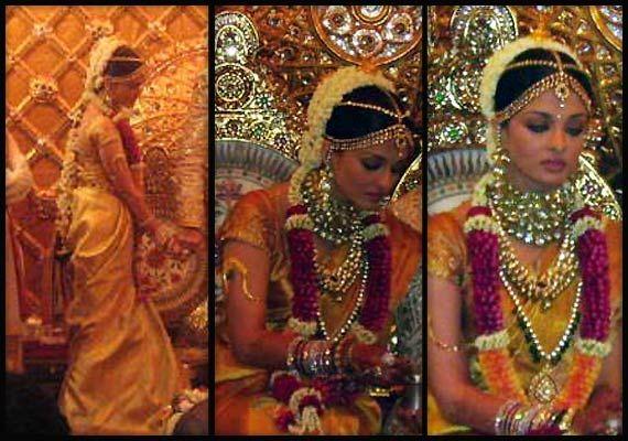 Aishwarya, Kareena, Esha: Bollywood's popular wedding dresses (view pics)
