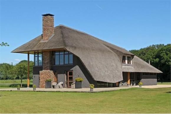 Prachtig landhuis op landgoed 't Brummel te Almen.
