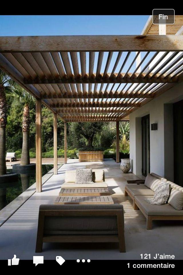 25 beste idee n over overdekte pergola op pinterest - Overdekte patio pergola ...