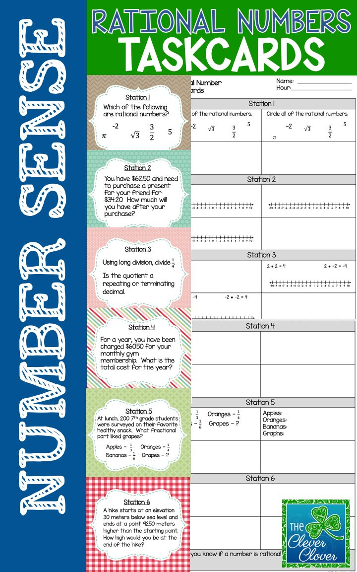 Poem And Questions Worksheet Excel  Best Number Sense Images On Pinterest  Number Sense Middle  Learn To Write Worksheets with Types Of Matter Worksheet Pdf This Station Activity Is Used At The End Of A Number System Unit As A Phonics Ks2 Worksheets Excel