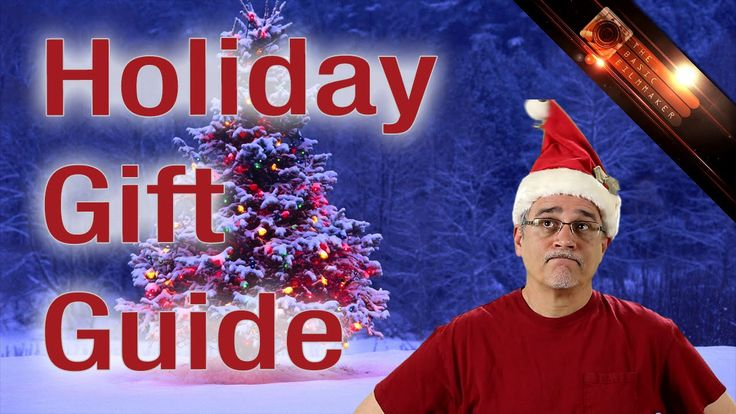 The Really Big Cheap Expensive Silly Long Filmmaker 2014 Holiday Gift Guide.