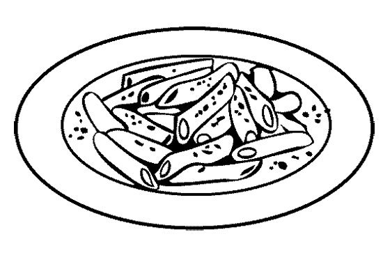 mac and cheese coloring pages | Macaroni And Cheese Coloring Page | Coloring pages ...
