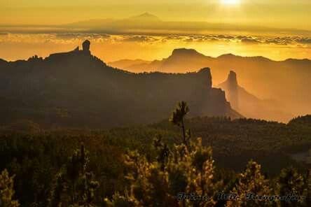 Tejeda, Gran Canaria, Islas Canarias, España