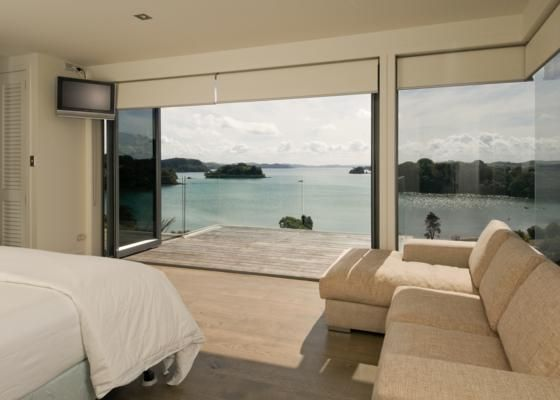 Stunning Award Winning Twin Ocean View Beach House in Rawhiti, Bay of Islands | Bookabach
