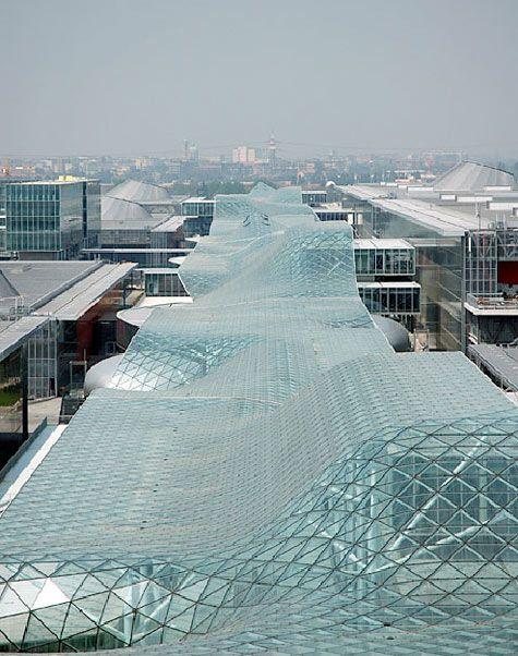 New Trade Fair (Milan) - Massiczxcmiliano Fuksas