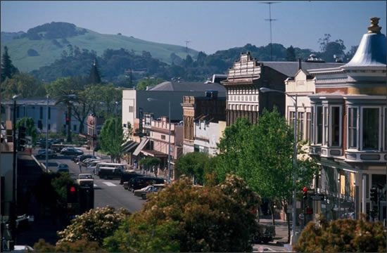 Knownas the hometown of Winona Ryder, the filming of American Graffiti, and its annualButter