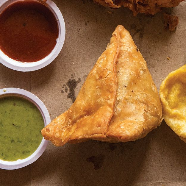 Samosas | 23 Classic Indian Restaurant Dishes You Can Make At Home