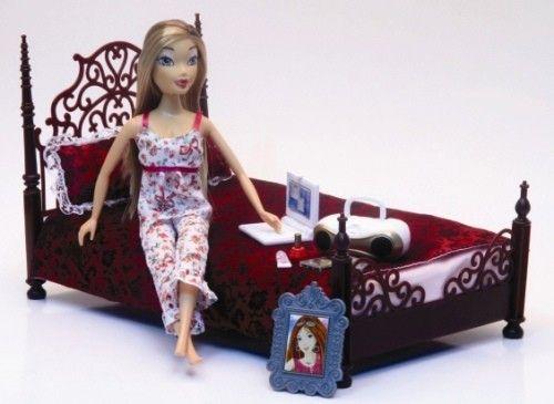 qweenie chambre poupu00e9e - Recherche Google : Barbie Furniture ...