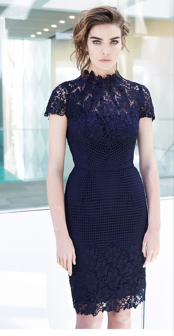 Lace | LBD | Moss & Spy 2015 Collection at ASPIRATIONS.