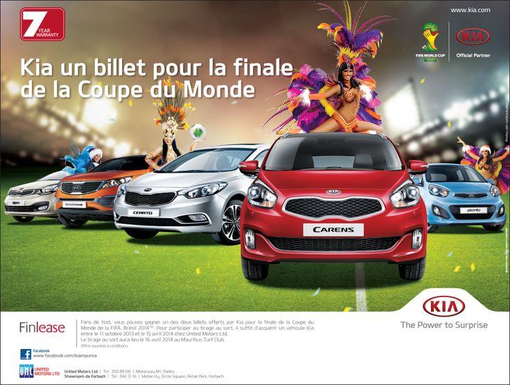 KIA - World Cup 2014 campaign