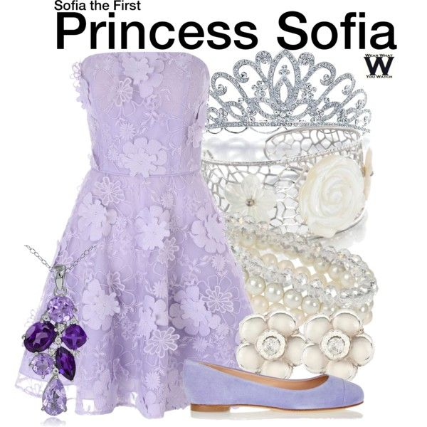 Inspired by Disney's Princess Sofia from Sofia the First