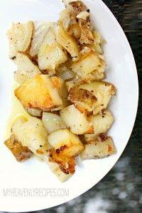 Foiled Potatoes