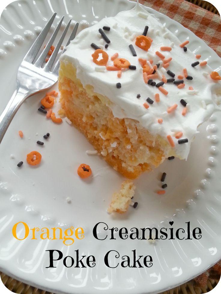 1000 Ideas About Orange Cakes On Pinterest Cakes