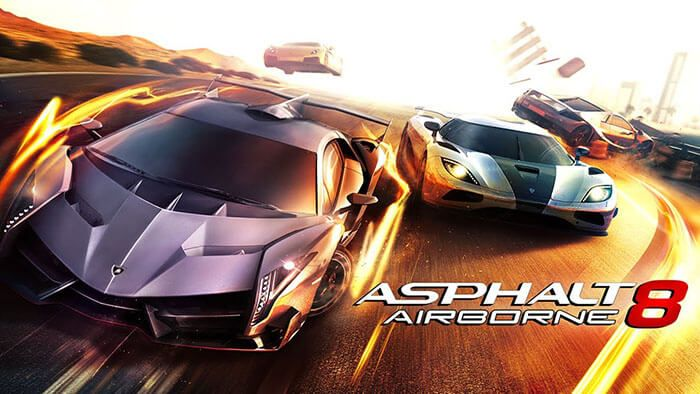 Download Asphalt 8 (Airborne) for PC Windows 7/8/8.1 Free