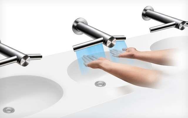 High-tech bathrooms! Make your bathroom in a future bathroom!  www.maisonvalentina.net  #hightech #gadgets #bathrooms #luxurybathrooms
