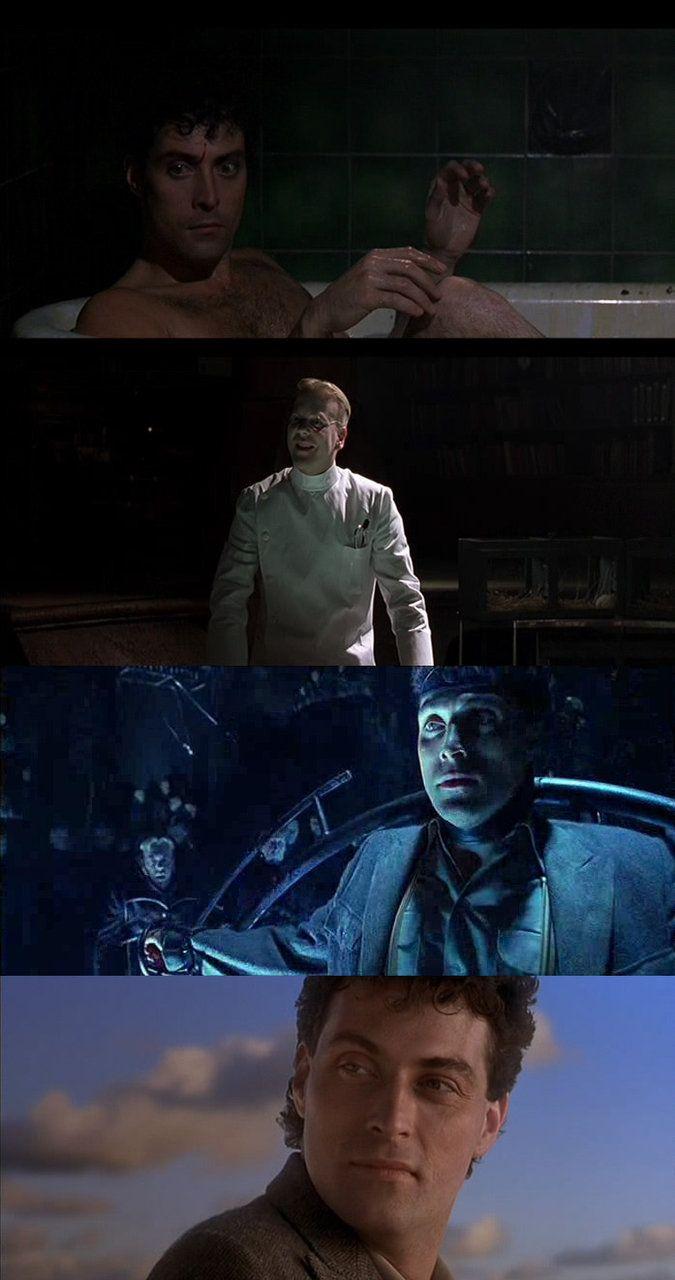 Dark City, 1998 (dir. Alex Proyas)