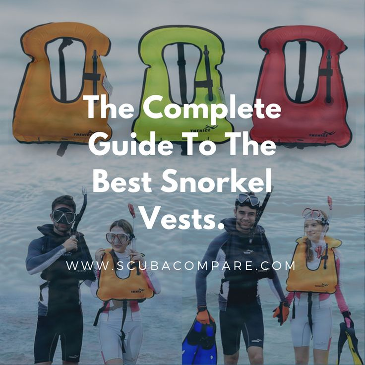 Snorkeling is such a great activity for the whole family. It involves very little skill and experience and does not require a lot of gear either. One thing that a snorkeling trip definitely needs, however, is a good Snorkel vest. Now, not many people know about these, probably because they look a lot like life vests. …