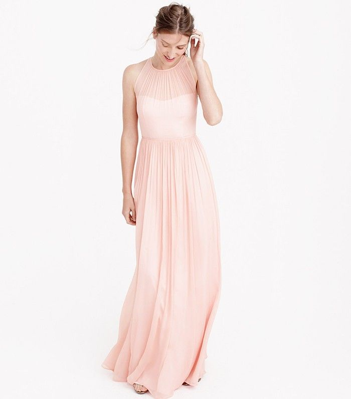 14 Etiquette Rules to Follow When Picking Out Bridesmaid Dresses via @WhoWhatWear