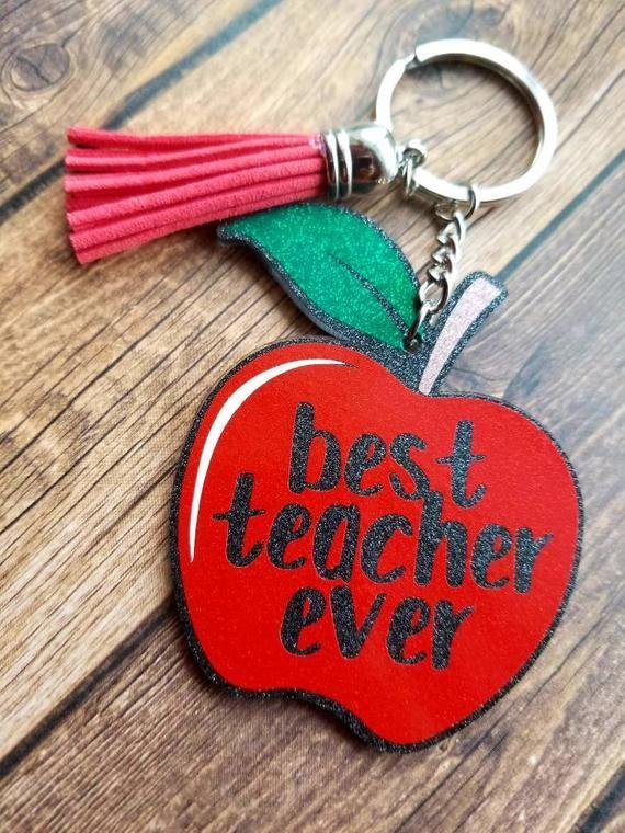 Teach Peace acrylic keychain acrylic keychain teacher gift
