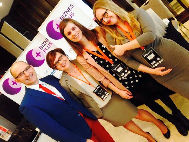 Ludzie Biznes Plus :-) Świetna ekipa. www.biznesplus.pl