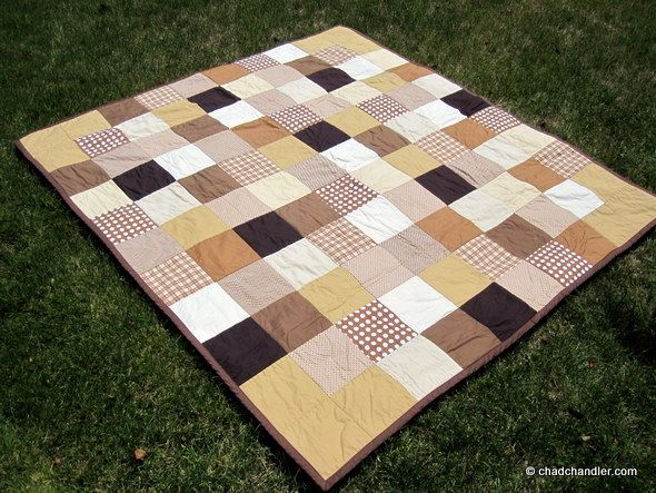 Simple Quilt Quilting Pinterest