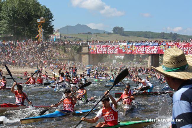 El Descenso Internacional del Sella. Fiestas Asturias [Más info] http://www.desdeasturias.com/el-descenso-internacional-del-sella/