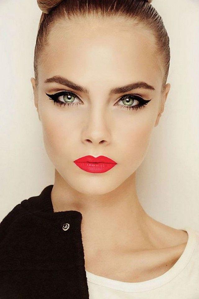 Ready to go: Make Up; Maquillajes para estas fiestas ¡rápidos y duraderos!