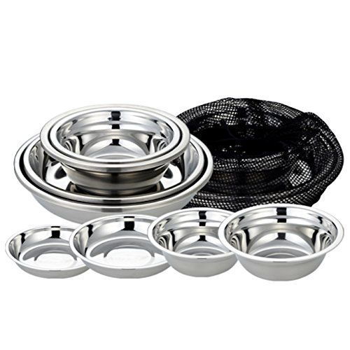 Kovea Stainless Camping Dish Set Model Sport Outdoor Visit The Image Link More Details