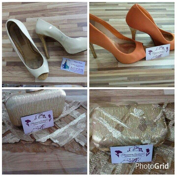 Forração  de sapatos e forração de bolsas.  Traga o tecido escolhido e tenha seus acessórios  totalmente exclusivos.
