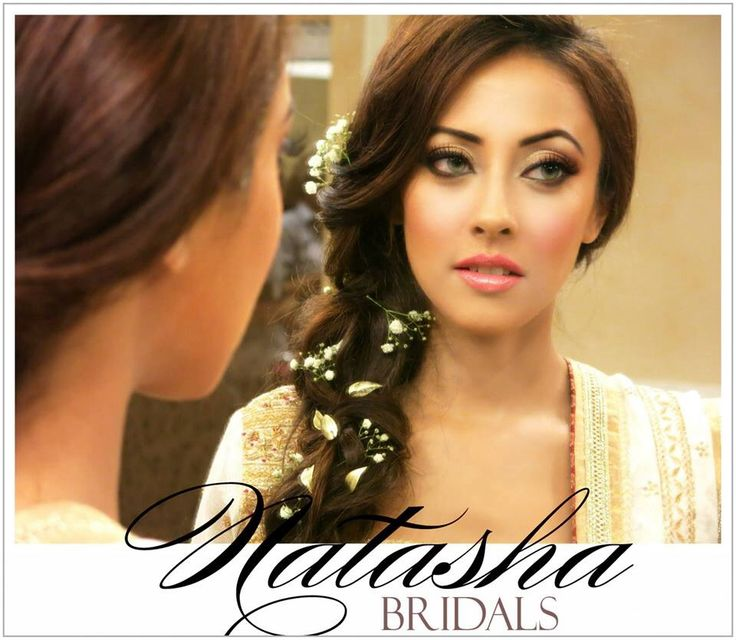 Hindu Bridal Hairstyles 14 Safe Hairdos For The Modern: 10+ Images About Pakistani Bridal Looks On Pinterest