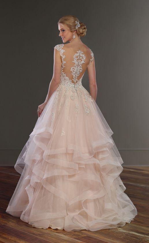 Martina Liana Wedding Dress Inspiration